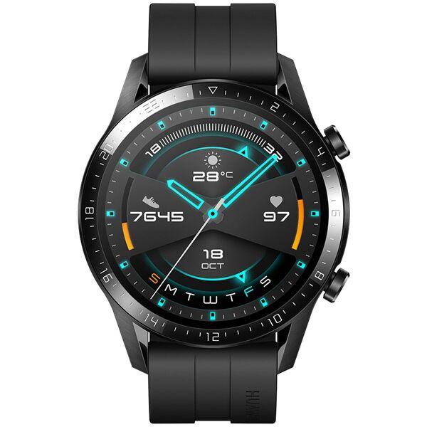 Смарт-часы Huawei Watch GT2 (LTN-B19) матовый черный