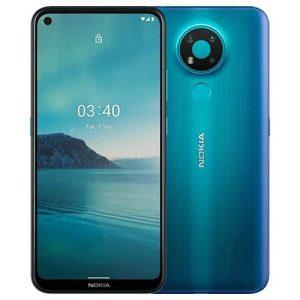 Смартфон Nokia 3.4 3GB/64GB (синий)