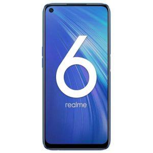 Смартфон realme 6 8/128GB (RMX2001) Blue