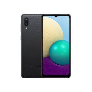 Смартфон Samsung Galaxy A02 SM-A022GZKBCAU (черный)