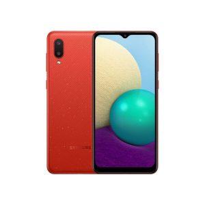 Смартфон Samsung Galaxy A02 SM-A022GZRBCAU (красный)