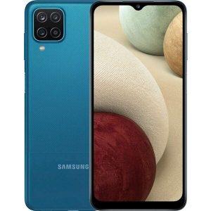 Смартфон Samsung Galaxy A12 4GB/128GB SM-A125FZBKCAU (синий)