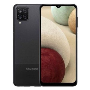 Смартфон Samsung Galaxy A12 4GB/128GB (SM-A125FZKKCAU) черный