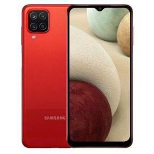 Смартфон Samsung Galaxy A12 4GB/128GB SM-A125FZRKCAU (красный)