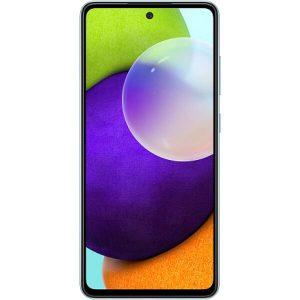 Смартфон Samsung Galaxy A52 256GB (синий)