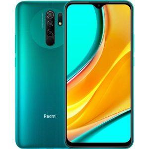 Смартфон Xiaomi Redmi 9 3GB/32GB (M2004J19AG) EU зеленый