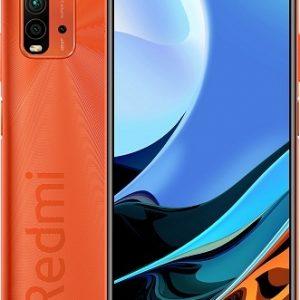 Смартфон Xiaomi Redmi 9T 4GB/128GB Sunrise Orange EU без NFC