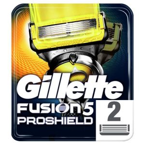 Сменные кассеты GILLETTE Fusion5 ProShield 2шт (7702018412303)