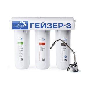 Стационарная система Гейзер 3ИВ(С) Люкс/Стандарт (для жесткой воды)