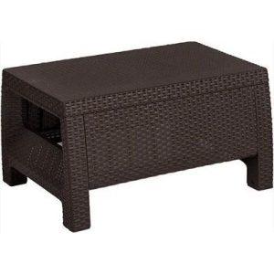 Стол Curver Corfu Table(коричневый)