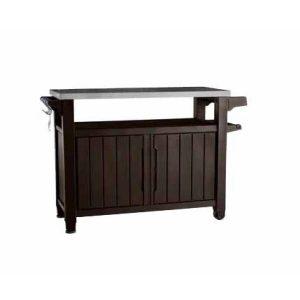 Стол для гриля Keter Unity XL Storage Buffet