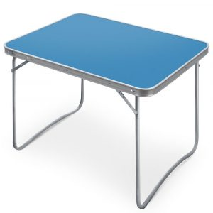Стол Nika ССТ-4 (голубой)