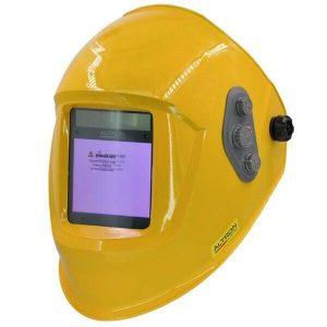Сварочная маска ALTRON Thor 8000 PRO (желтый)