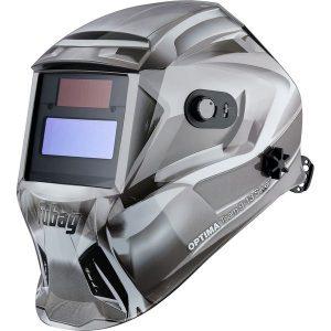 Сварочная маска Fubag Optima Team 9-13 Silver (38076)