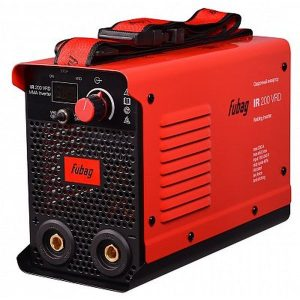 Сварочный инвертор Fubag IR 200 V.R.D.
