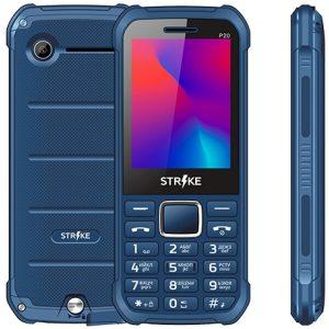 Телефон GSM STRIKE P20 (dark blue)