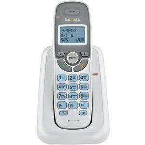 Телефон стандарта dect TEXET TX-D6905A белый