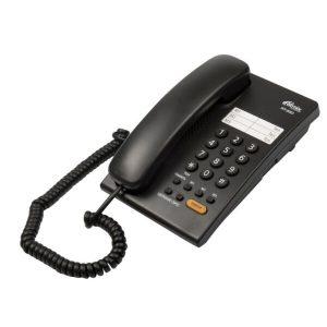 Телефонный аппарат Ritmix RT-330 (черный)