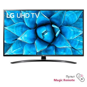Телевизор LG 43UN74006LA