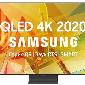 Телевизор SAMSUNG QE65Q90TAUXRU