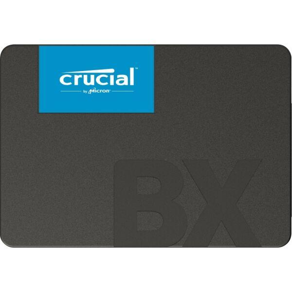 Твердотельный накопитель (SSD) Crusial BX500 240GB CT240BX500SSD1