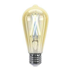 Умная лампочка Hiper IoT ST64 Filament Vintage