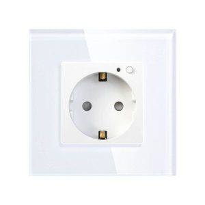 Умная розетка Hiper IoT Outlet W01