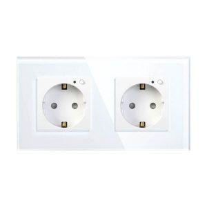 Умная розетка Hiper IoT Outlet W02 Duo