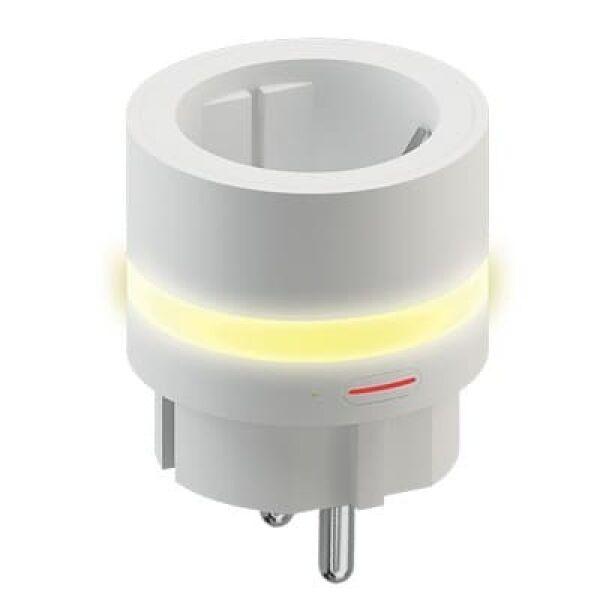 Умная розетка Hiper IoT P05 со светильником