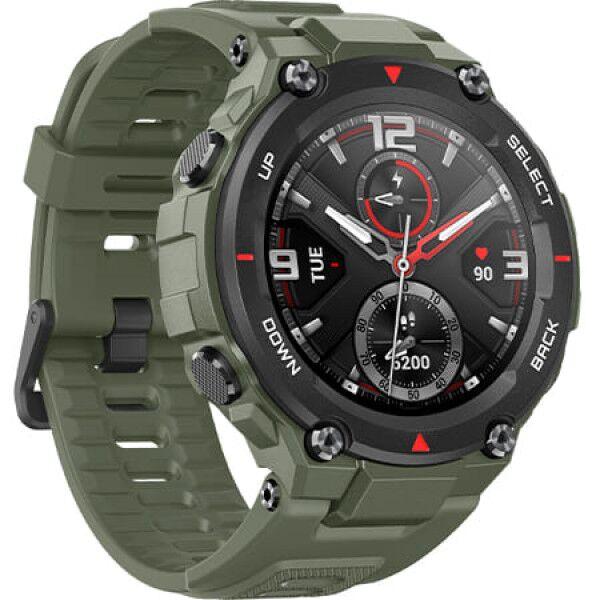 Умные часы Amazfit A1919 Army Green T-Rex