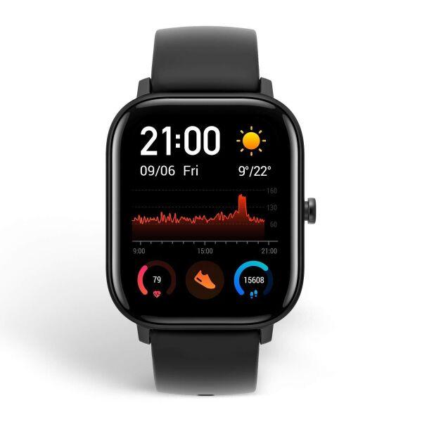 Умные часы Amazfit GTS A1914 Obsidian black