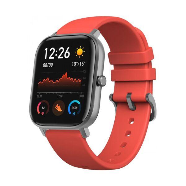 Умные часы Amazfit GTS A1914 Vermillion Orange