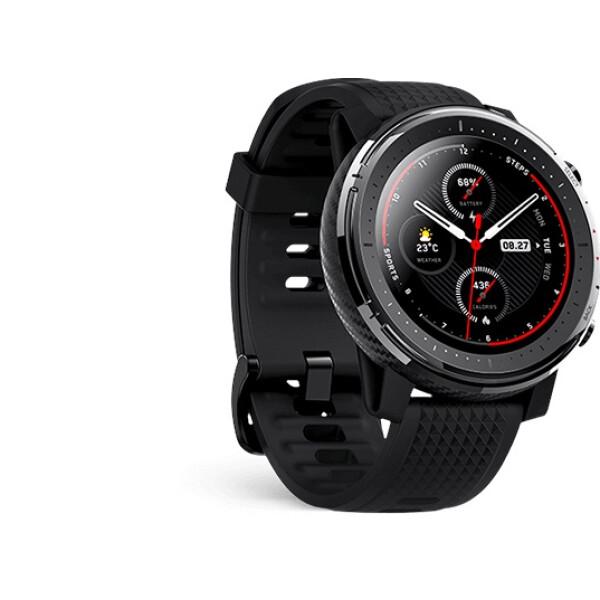 Умные часы Amazfit Stratos 3 A1929 (черный)