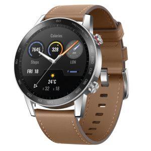 Умные часы Honor MagicWatch 2 (MNS-B19) Flax Brown