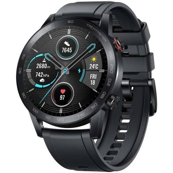 Умные часы Honor MagicWatch 2 (MNS-B39) Charcoal Black