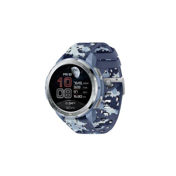Умные часы HONOR Watch GS Pro (KAN-B19) синий камуфляж