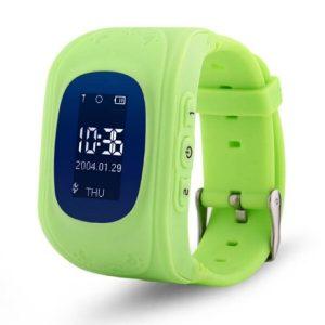 Умные часы Wonlex Q50 (зеленый)