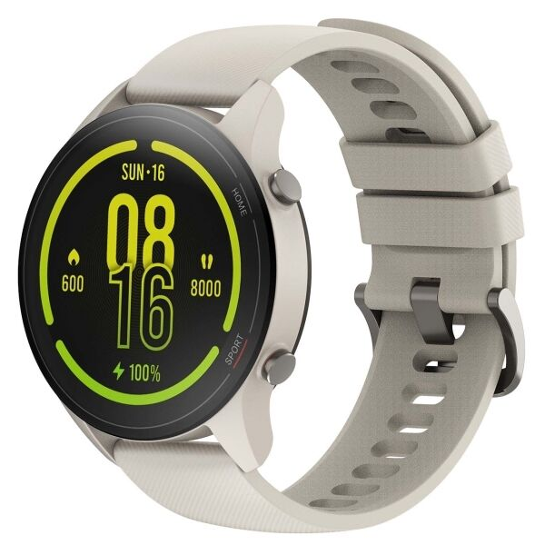 Умные часы Xiaomi Mi Watch BHR4723GL (белый)