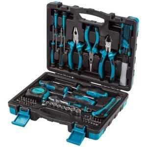 Универсальный набор инструментов Bort BTK-82 (82 предмета)