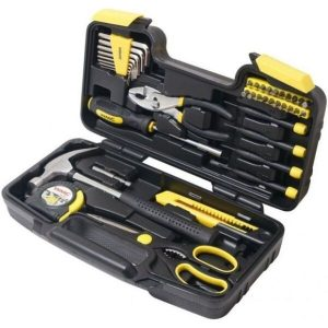 Универсальный набор инструментов WMC Tools 1040 (40 предметов)