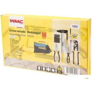 Универсальный набор инструментов WMC Tools 1050 (50 предметов)