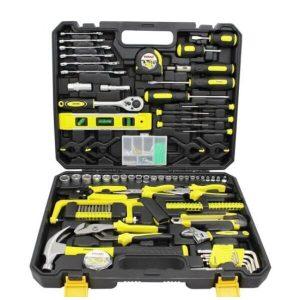 Универсальный набор инструментов WMC Tools 30168 (168 предметов)