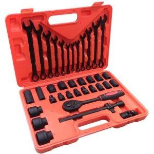 Универсальный набор инструментов WMC Tools 4037 (37 предметов)