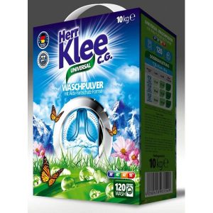 Универсальный стиральный порошок Clovin Herr Klee C.G. Universal 10 кг (коробка)
