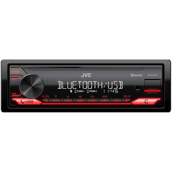USB-магнитола JVC KD-X272BT