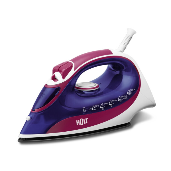 Утюг Holt HT-IR-010 (фиолетовый)