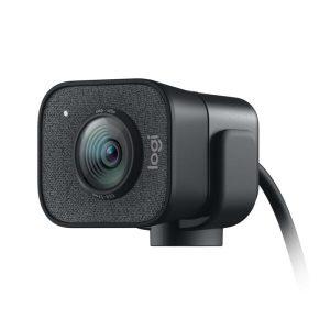 Веб-камера Logitech StreamCam (L960-001281) серый