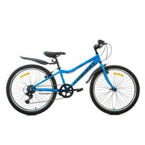 Велосипед Favorit FOX 24V (синий)