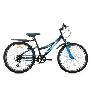 Велосипед Favorit Space 24V-AL (синий)