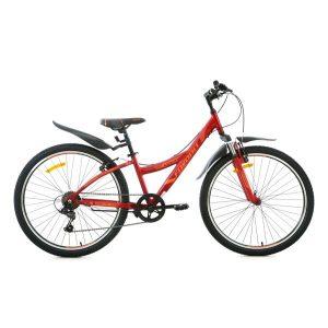 Велосипед Favorit Space 26V (красный)